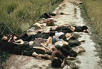 Masacre de My Lai.