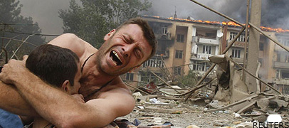 Guerra en el Caucaso